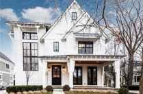 60 rustic farmhouse exterior decor ideas (26)