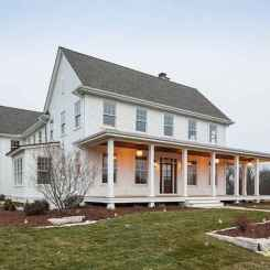 60 rustic farmhouse exterior decor ideas (31)