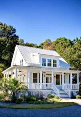 60 rustic farmhouse exterior decor ideas (4)