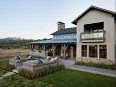 60 rustic farmhouse exterior decor ideas (50)