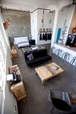 65 best studio apartment decorating ideas (20)