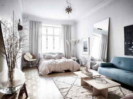 65 best studio apartment decorating ideas (59)