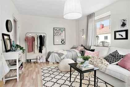 65 best studio apartment decorating ideas (8)