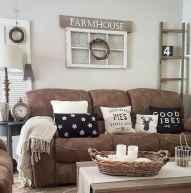 66 best farmhouse living room remodel ideas (66)