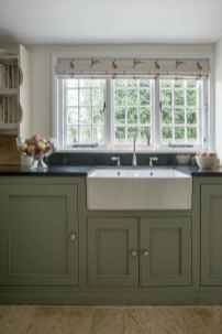 70 pretty farmhouse kitchen curtains decor ideas (19)