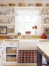70 pretty farmhouse kitchen curtains decor ideas (9)