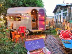 70 spectacular vintage trailers rv living ideas (16)