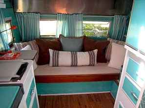 70 spectacular vintage trailers rv living ideas (18)