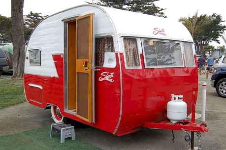 70 spectacular vintage trailers rv living ideas (35)