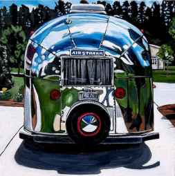 70 spectacular vintage trailers rv living ideas (39)