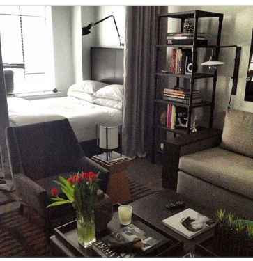 77 amazing small studio apartment decor ideas (3)