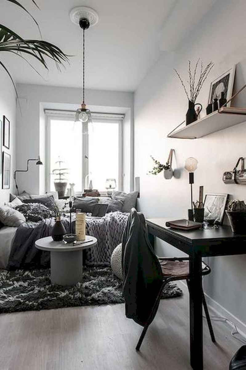 77 amazing small studio apartment decor ideas (37)