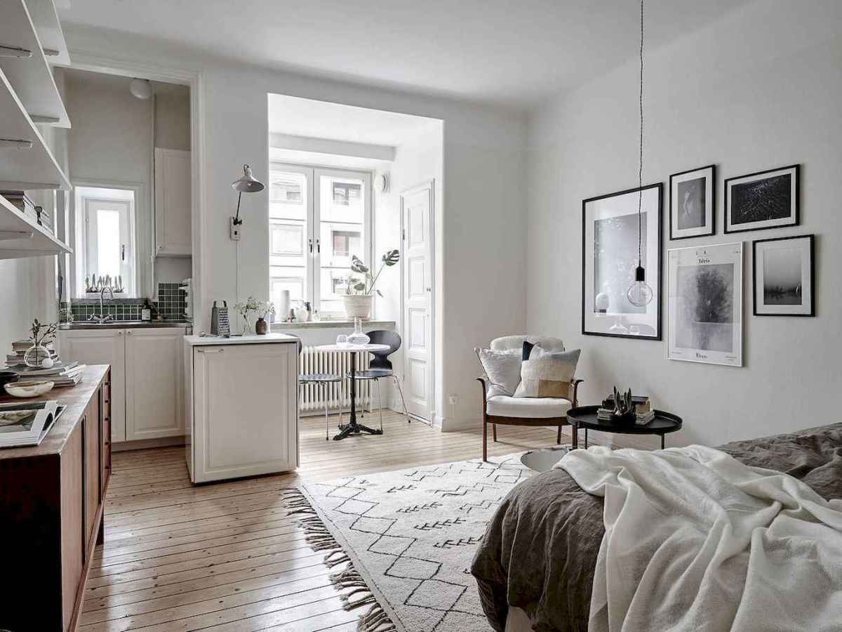 77 amazing small studio apartment decor ideas (42)