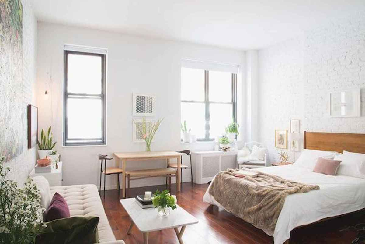 77 amazing small studio apartment decor ideas (47)