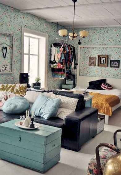 77 amazing small studio apartment decor ideas (58)