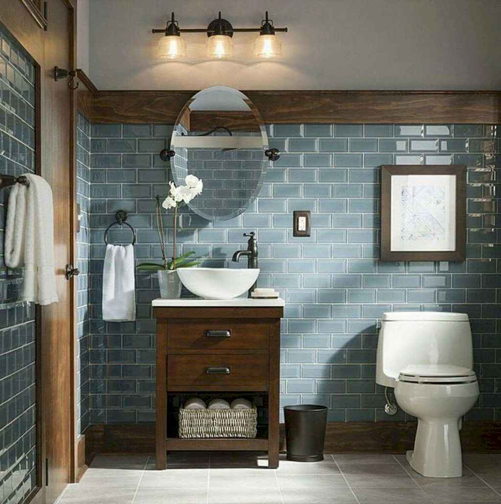77 best rustic renovations ideas for farmhouse style (11)