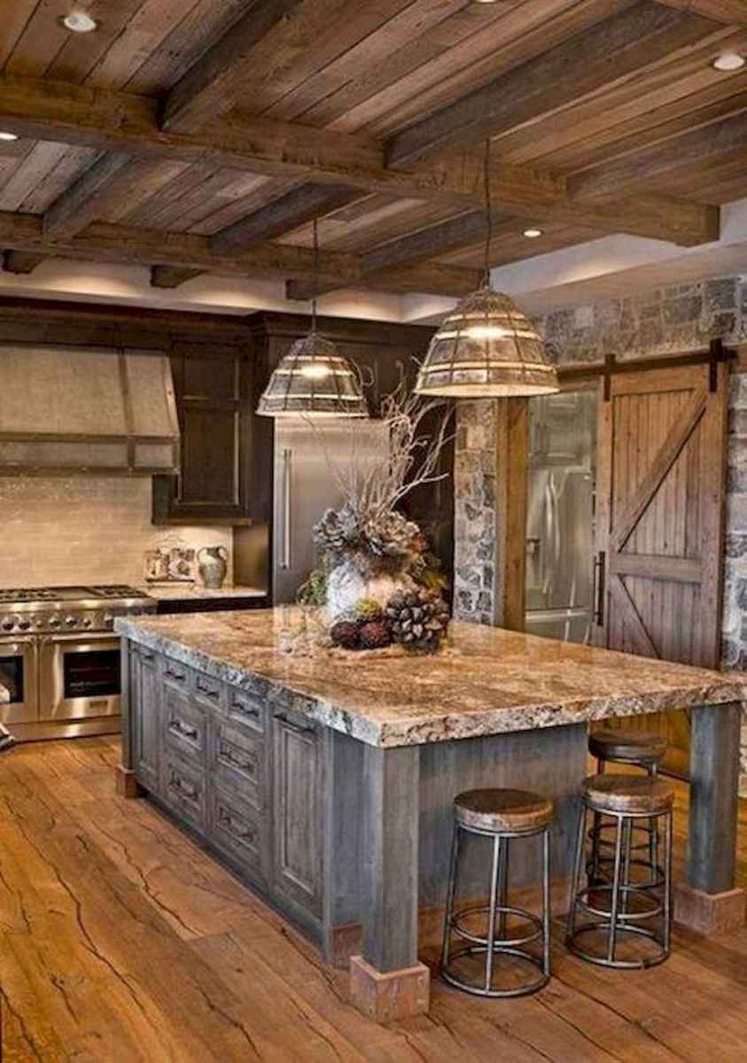 77 best rustic renovations ideas for farmhouse style (34)