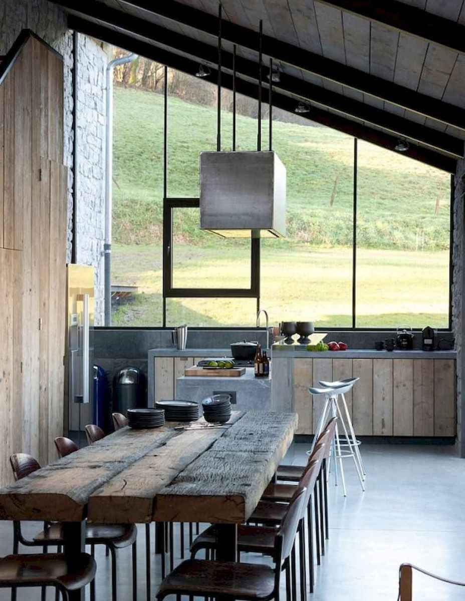 77 best rustic renovations ideas for farmhouse style (61)