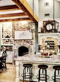 77 best rustic renovations ideas for farmhouse style (68)