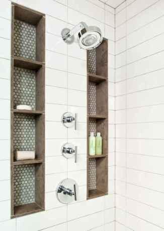 80 best farmhouse tile shower ideas remodel (12)