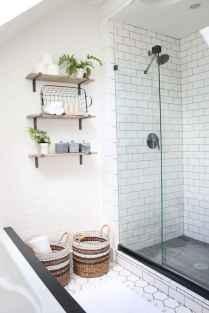 80 best farmhouse tile shower ideas remodel (32)