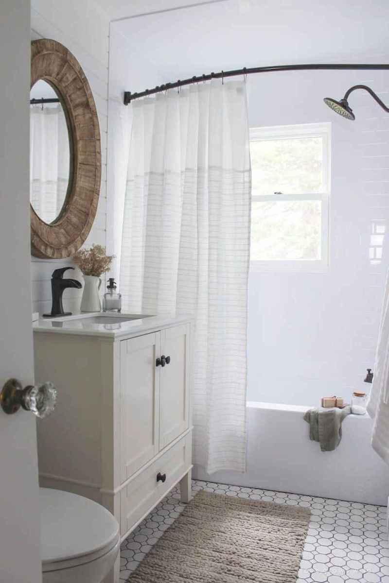 80 best farmhouse tile shower ideas remodel (66)