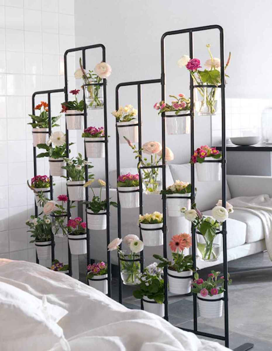 80 brilliant apartment garden indoor decor ideas (74