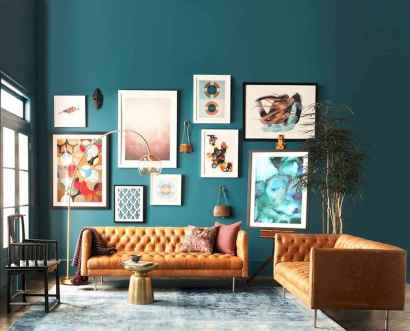 80 stunning modern apartment living room decor ideas (11)