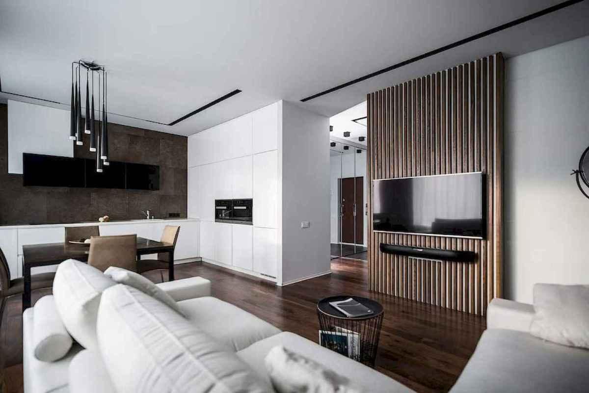 80 stunning modern apartment living room decor ideas (13)