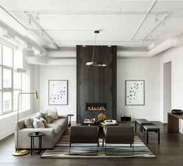 80 stunning modern apartment living room decor ideas (66)