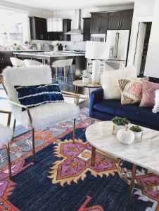 88 beautiful apartment living room decor ideas with boho style (109)
