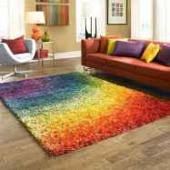 88 beautiful apartment living room decor ideas with boho style (153)