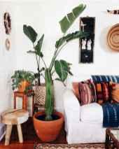 88 beautiful apartment living room decor ideas with boho style (87)