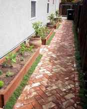 90 beautiful side yard garden decor ideas (30)
