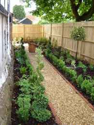 90 beautiful side yard garden decor ideas (51)