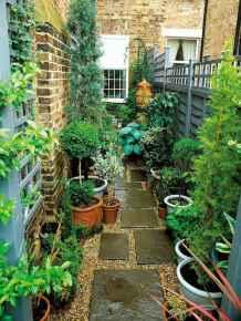 90 beautiful side yard garden decor ideas (63)