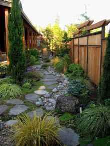 90 beautiful side yard garden decor ideas (65)