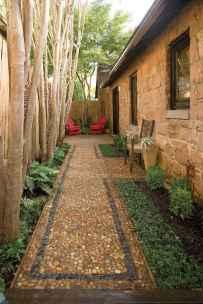 90 beautiful side yard garden decor ideas (7)