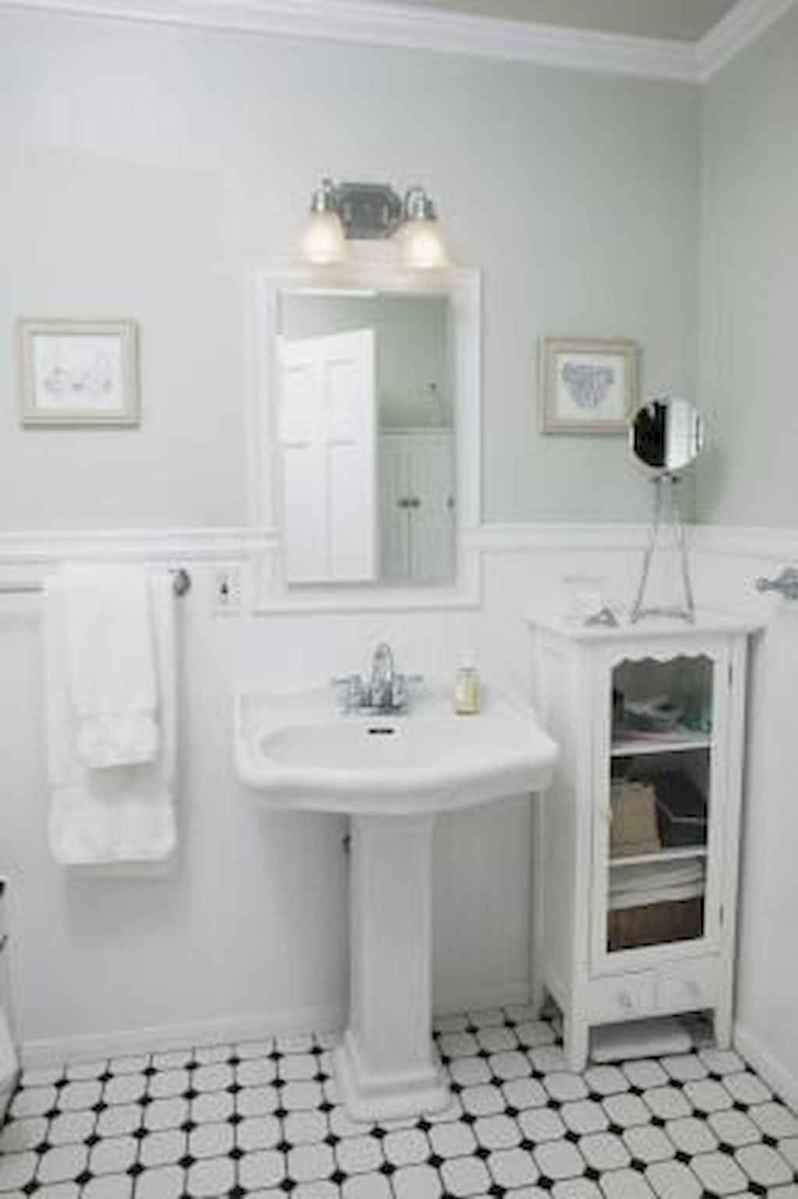 90 best lamp for farmhouse bathroom lighting ideas (16)