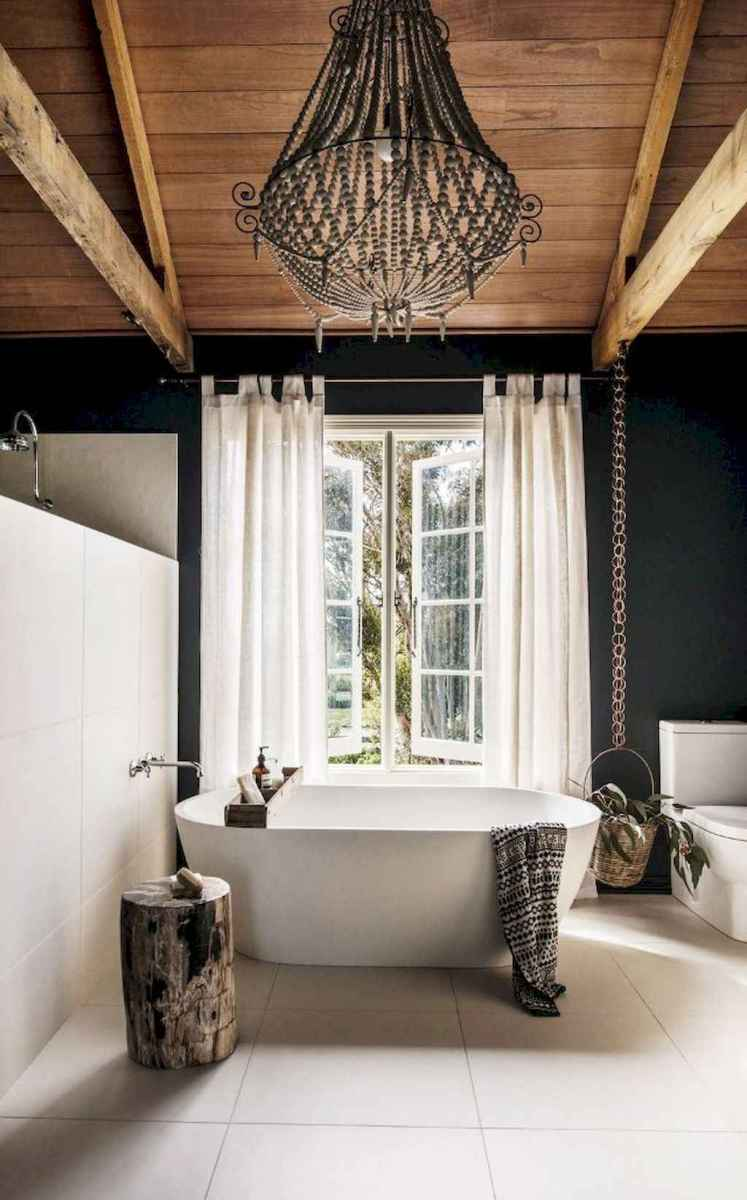 90 best lamp for farmhouse bathroom lighting ideas (32)