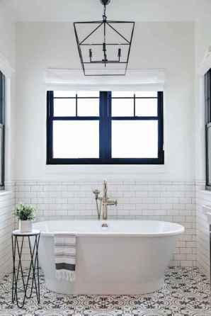 90 best lamp for farmhouse bathroom lighting ideas (38)