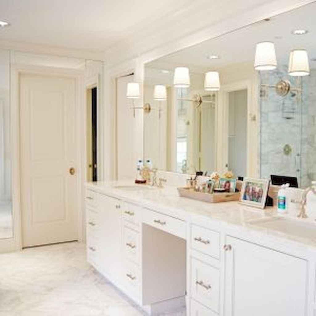 90 best lamp for farmhouse bathroom lighting ideas (61)