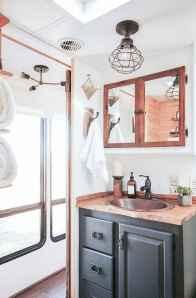 90 modern rv remodel travel trailers ideas (18)