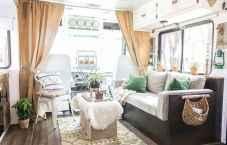 90 modern rv remodel travel trailers ideas (39)