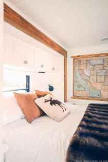 90 modern rv remodel travel trailers ideas (51)