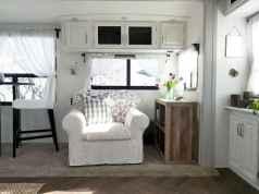 90 modern rv remodel travel trailers ideas (56)