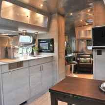 90 modern rv remodel travel trailers ideas (79)
