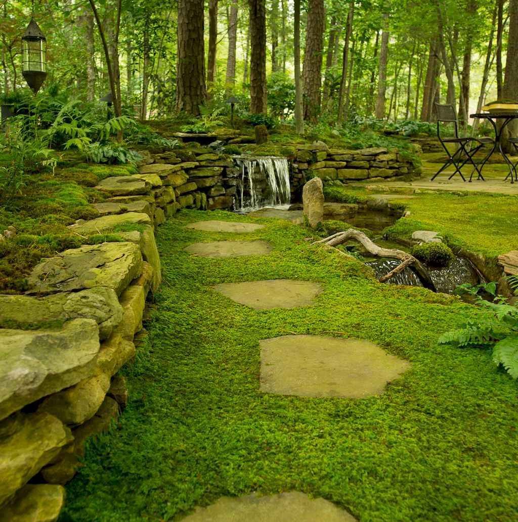 Top 100 stepping stones pathway remodel ideas (53)