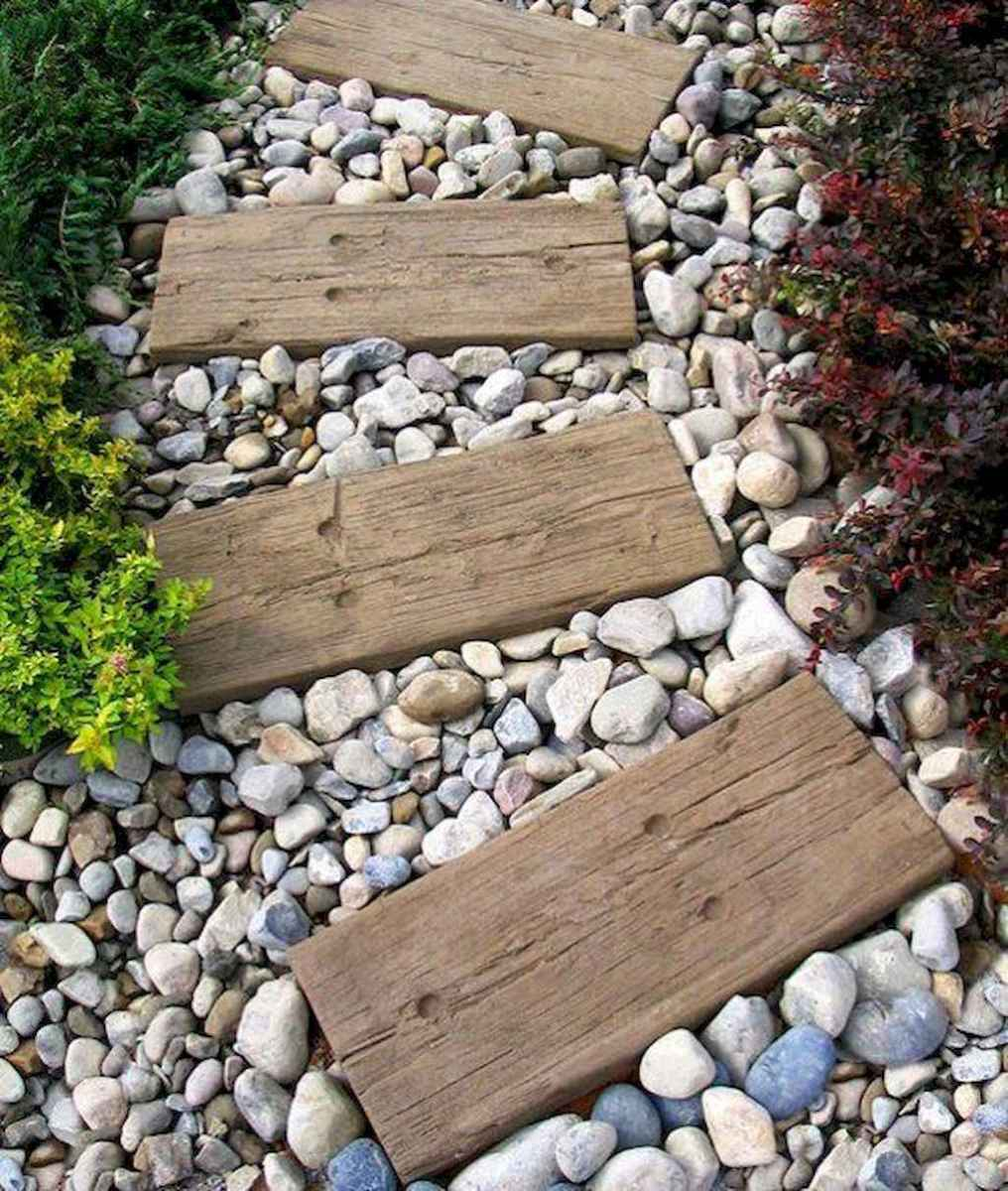Top 100 stepping stones pathway remodel ideas (55)