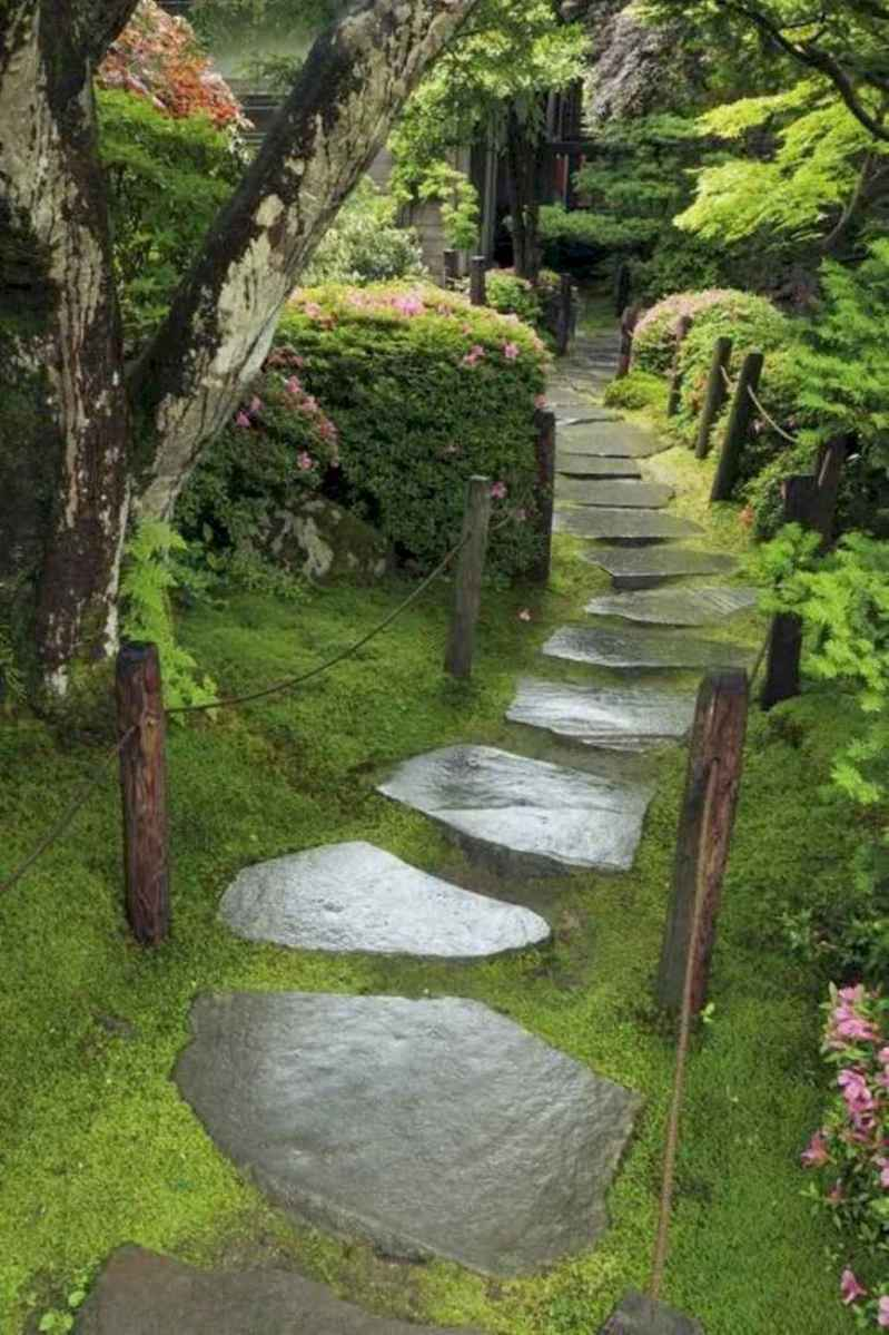 Top 100 stepping stones pathway remodel ideas (57)